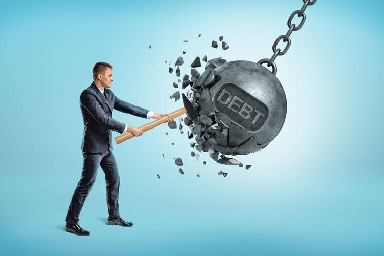 Casa all'asta: è sufficiente a cancellare il debito?